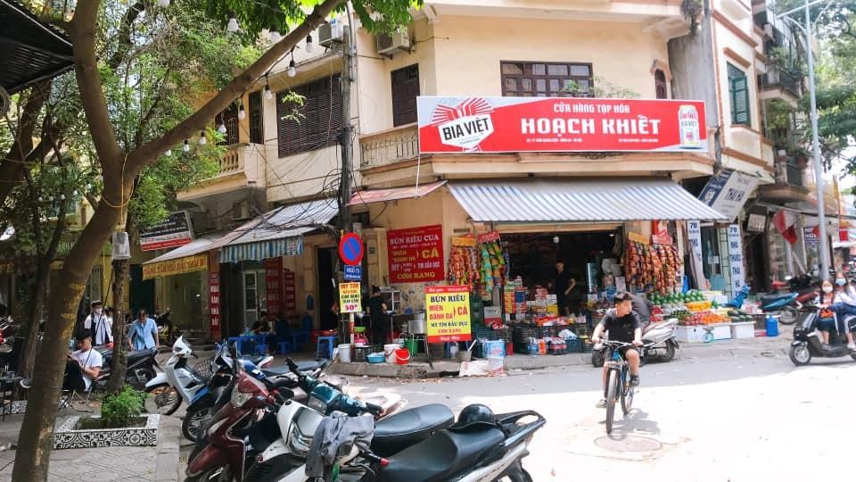 Bán nhà phố Thái Hà Đống Đa 45m, 5t, mt 5m, Vỉa hè-Gara-Kinh doanh-Hơn 8 tỷ: LH