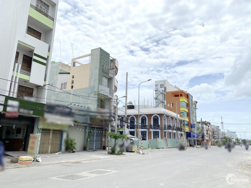 Nhà Bán: Mặt tiền chính Cao Lỗ đối diện TTTM ToPaz Phường 4 Quận 8