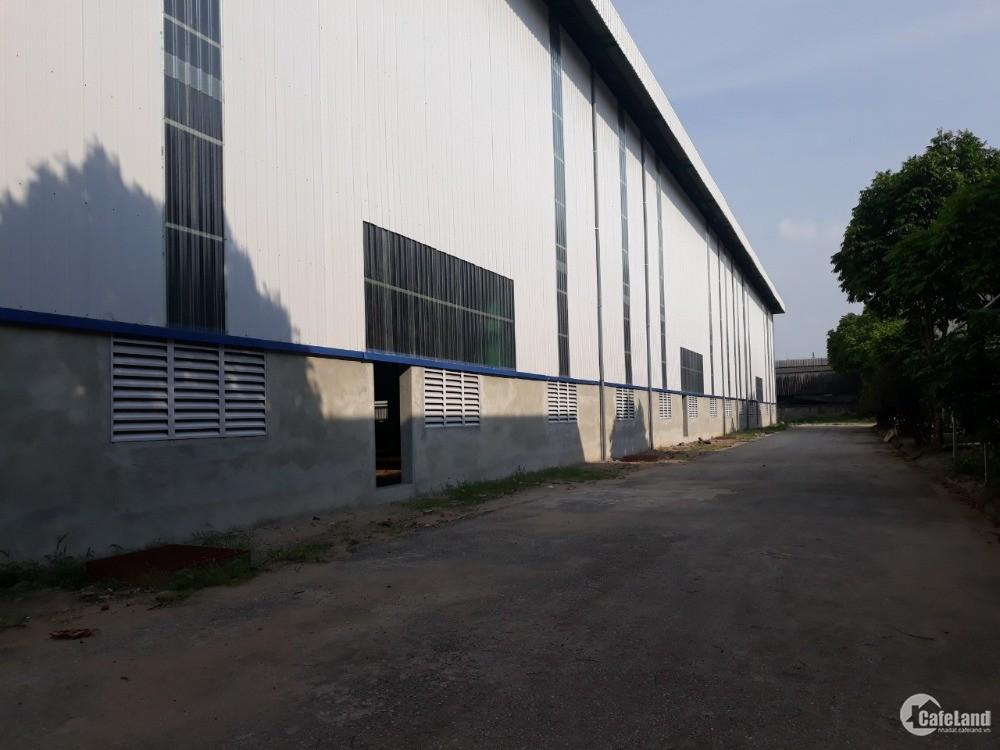 cho thuê nhà xưởng tại Phố Nối Hưng Yên, Diện tích 1000m2, 2000m2 và 3000m2