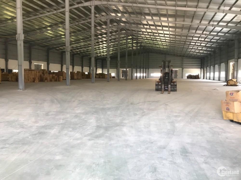 Cho thuê xưởng tại Yên Mỹ Hưng Yên, dt 4000m2, 4800m2, 8000m2 giá chỉ 50k/m2
