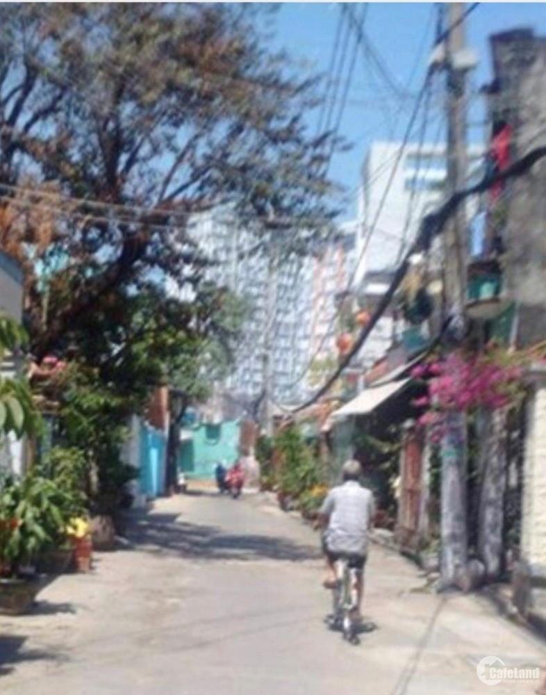 Cho thuê nhà HXT Phạm Văn Chiêu, P9, Gò Vấp, 4.2x24m, 1 trệt, 1 lửng, 9 tr/thg