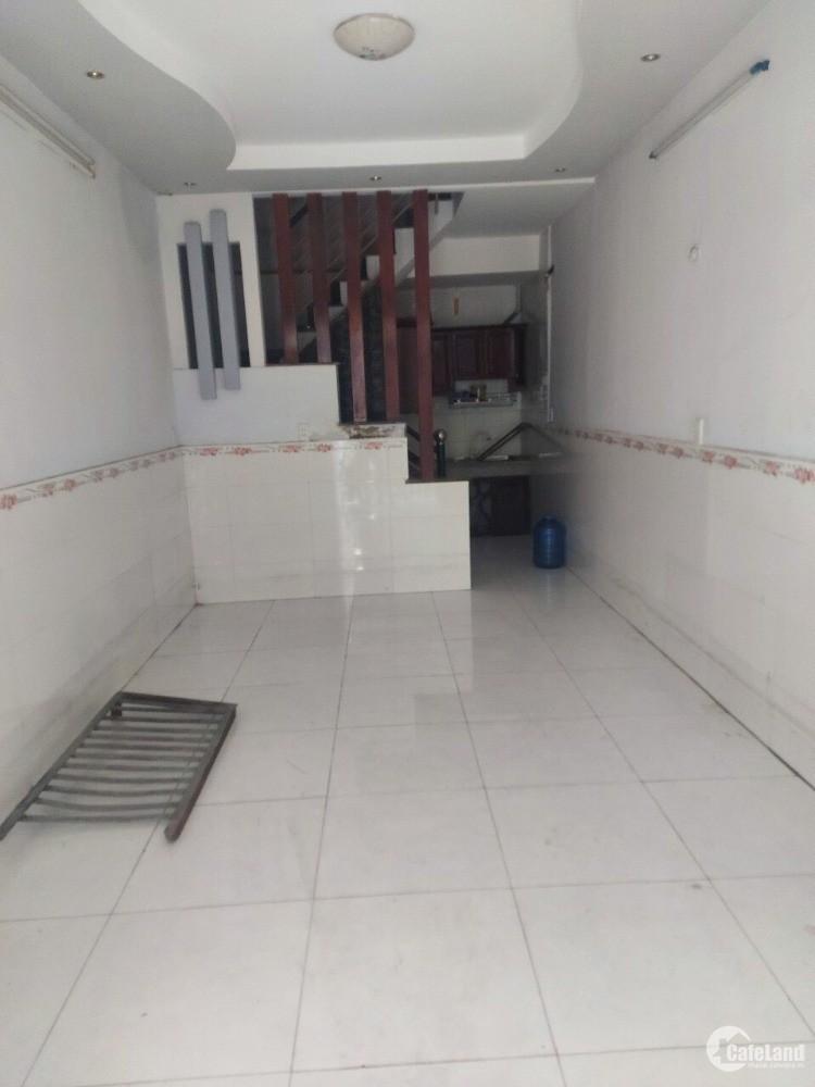Cho thuê nhà hẻm 237 Phạm Văn Chiêu, P14, Gò Vấp, 4x12m, 1 trệt, 1 lầu, 6 tr/thg