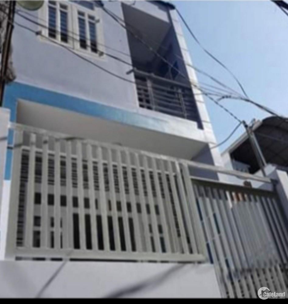 Cho thuê nhà hẻm 954 Quang Trung, P8, Gò Vấp, 3.5x15m, 1 trệt, 1 lầu, 8 triệu/th