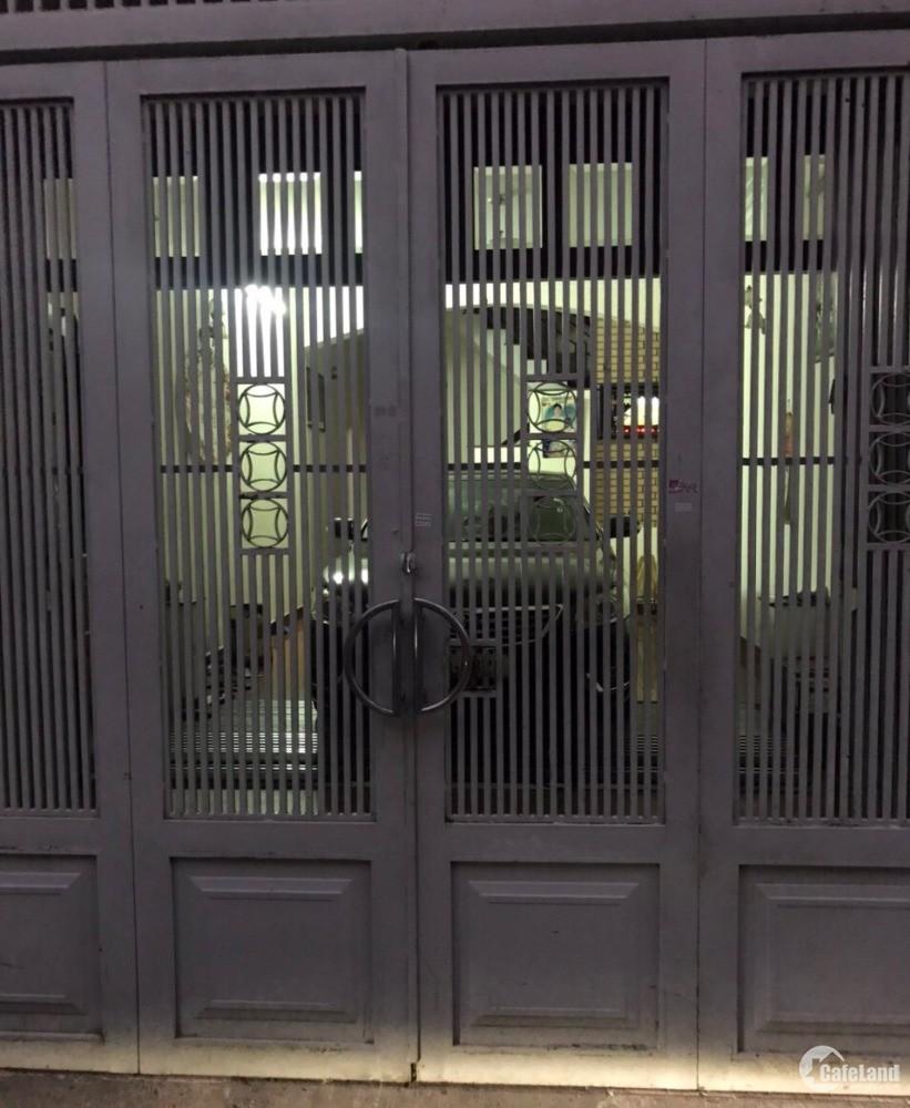 Cho thuê nhà HXT Nguyễn Kiệm, P3, Gò Vấp, 4.5x18m, 1 trệt, 3 lầu, 18 triệu/tháng