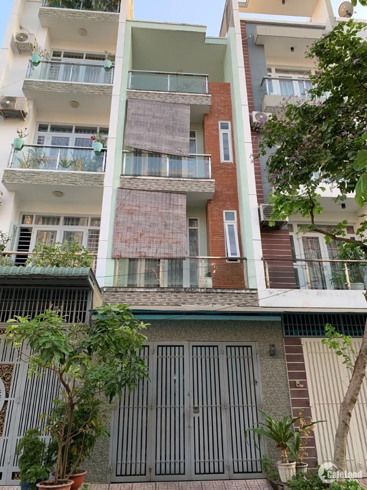 Cho thuê nhà HXT 688 Lê Đức Thọ, P15, Gò Vấp, 4x16m, 1 trệt, 3 lầu, 16 triệu/thg