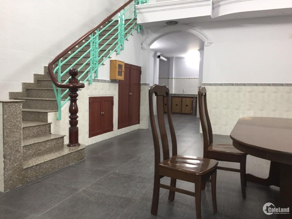 Cho thuê nhà HXH 448 Phan Huy Ích, P12, Gò Vấp, 6x15m, 1 trệt, 1 lầu, 10 tr/thg