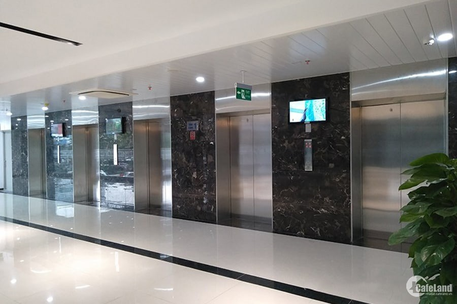 CĐT DETECH TOWERII, Nguyễn Phong Sắc, Cầu Giấy chào thuê hơn 16.000m2 văn phòng