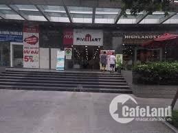 CĐT ưu đãi cho thuê văn phòng Tràng An Complex số 1 Phùng Chí Kiên 0943898681
