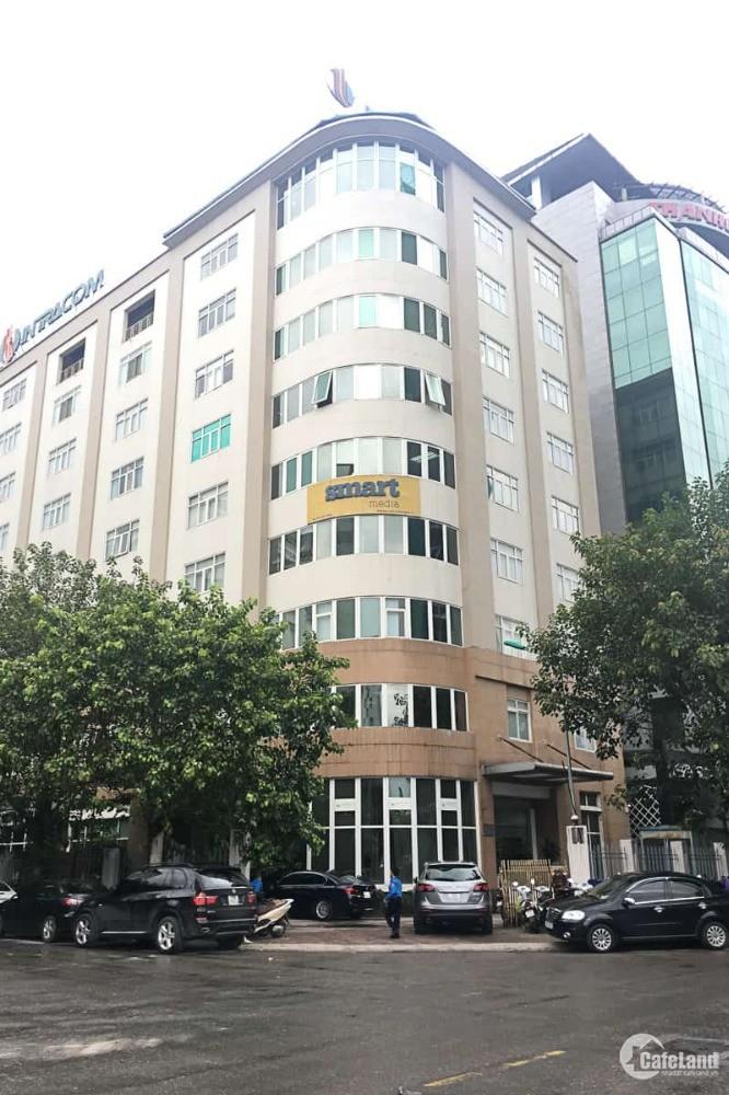 Ưu đãi cho thuê văn phòng mùa Covid tòa Intracom Trần Thái Tông, Cầu Giấy