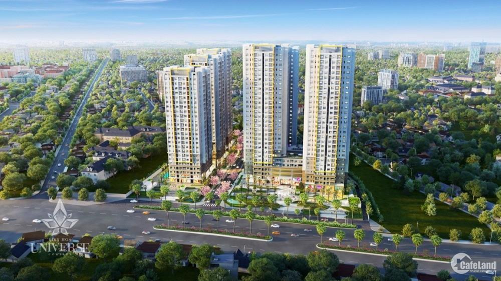 Mua nhà Biên Hoà mùa dịch giá rẻ 73m2 chỉ 345 triệu, góp 3 năm 0 lãi, CK lên 8%