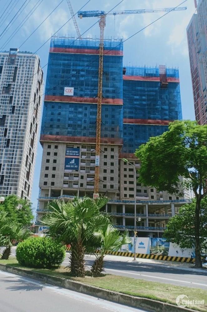 BID RESIDENCE - duy nhất một căn góc 3 ngủ tầng 28 trừ thẳng 282 triệu vào giá b