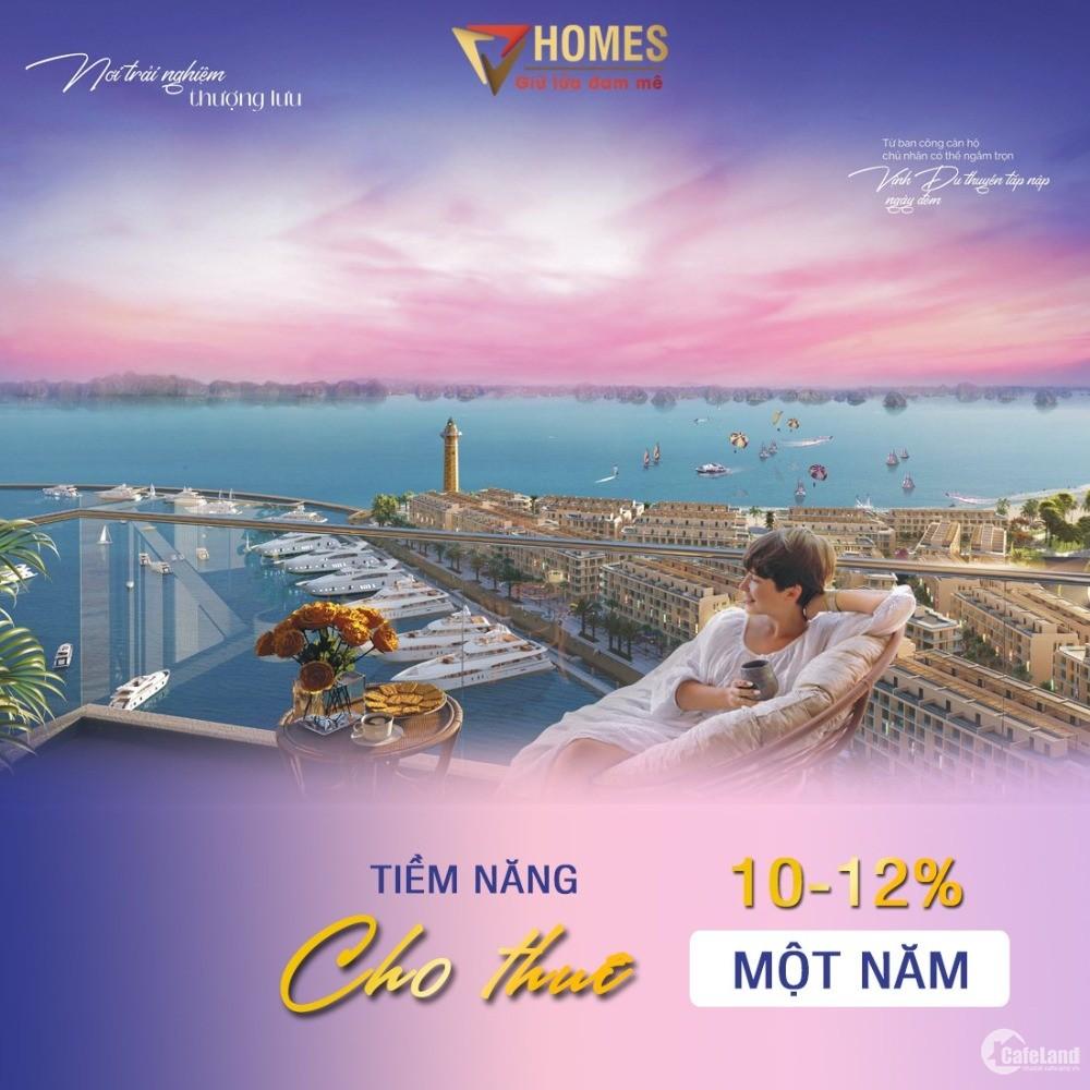 Sun Marina Hạ Long, quỹ căn 2 ngủ view biển cực hot