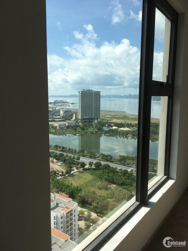 bán căn hộ view biển tầng cao Green Bay Garden giá gốc của CĐT,chiết khấu 110tr