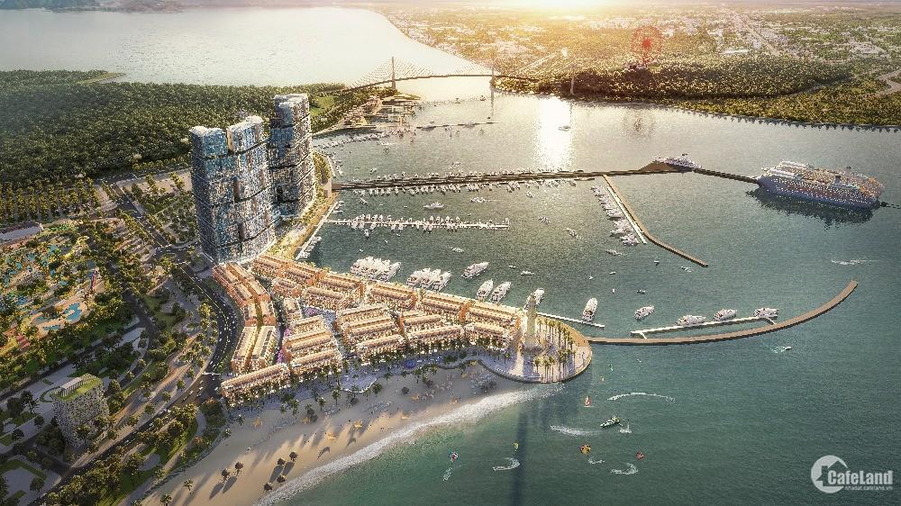 chung cư cao cấp bên vịnh di sản view bên du thuyền sunmarina town hạ long