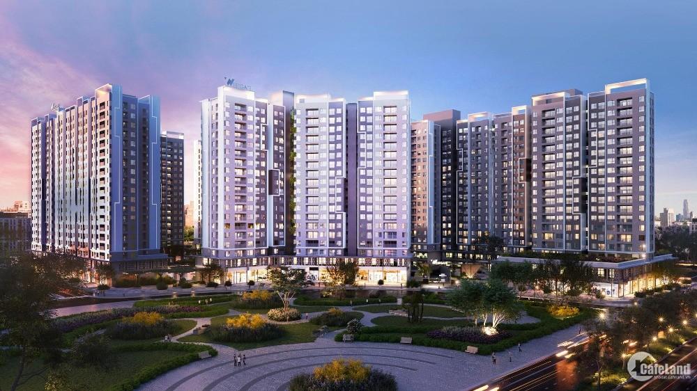 sở hữu căn hộ cao cấp Tp Hồ Chí Minh với chỉ 689 triệu