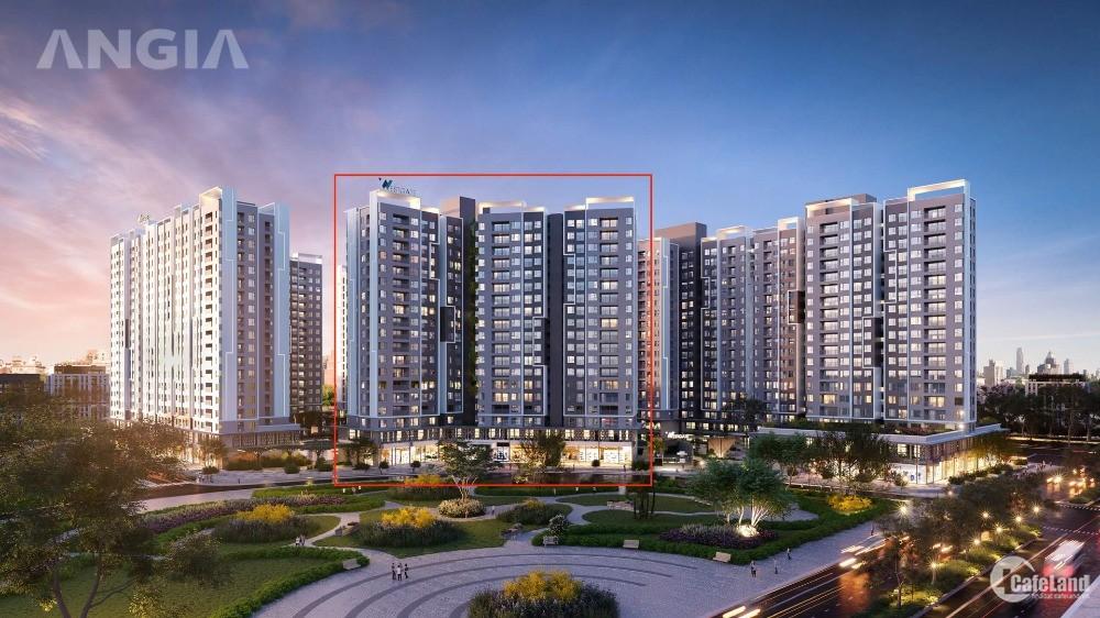 Căn hộ trả góp hot nhất thành phố hồ chí minh chỉ cần 689 triệu nhận nhà