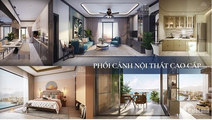 Duy nhất tại Nha Trang 2021- Siêu căn hộ cao cấp sở hữu lâu dài ngay trung tâm t