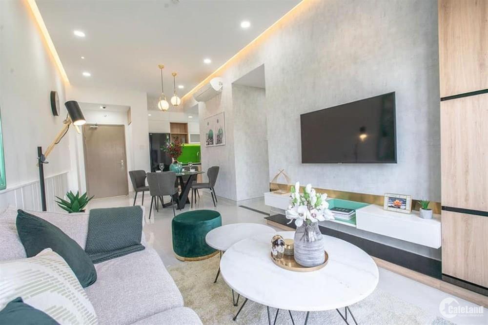 Trả trước 30% sở hữu ngay căn hộ cao cấp Picity chuẩn Resort giữa lòng Sài Gòn