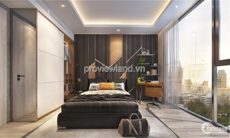 Bán căn hộ 2 phòng ngủ Thảo Điền Green ven sông Sài Gòn, 83,9m2, CK 2%