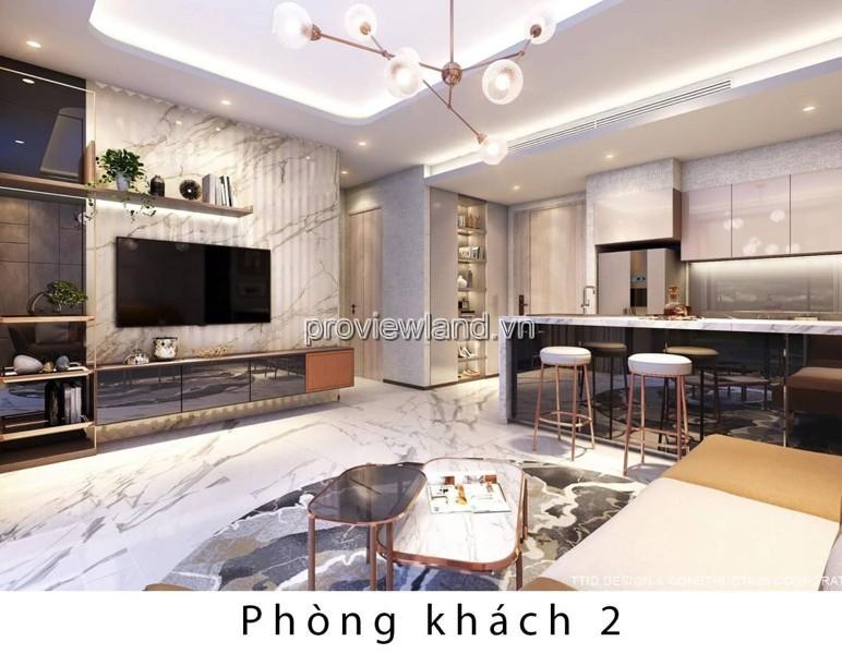 Bán căn hộ 3PN Thảo Điền Green, Thanh toán theo 10 đợt, đến quý 3 2023 nhận nhà