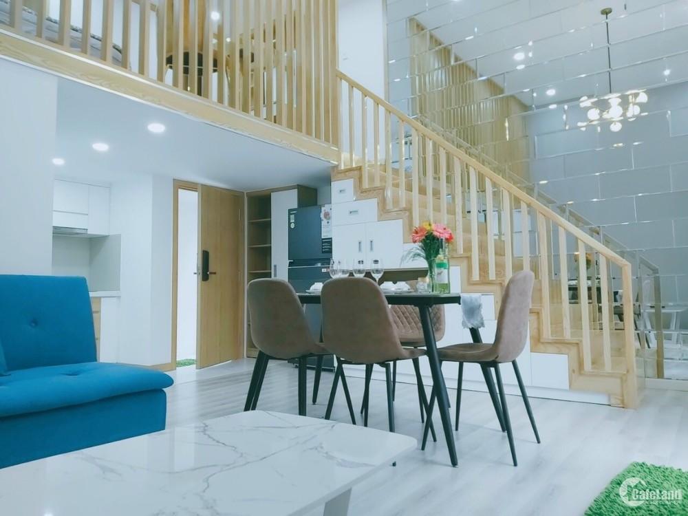 Căn hộ Duplex ngay trung tâm quận 3, 1PN, giá 1.5 tỷ