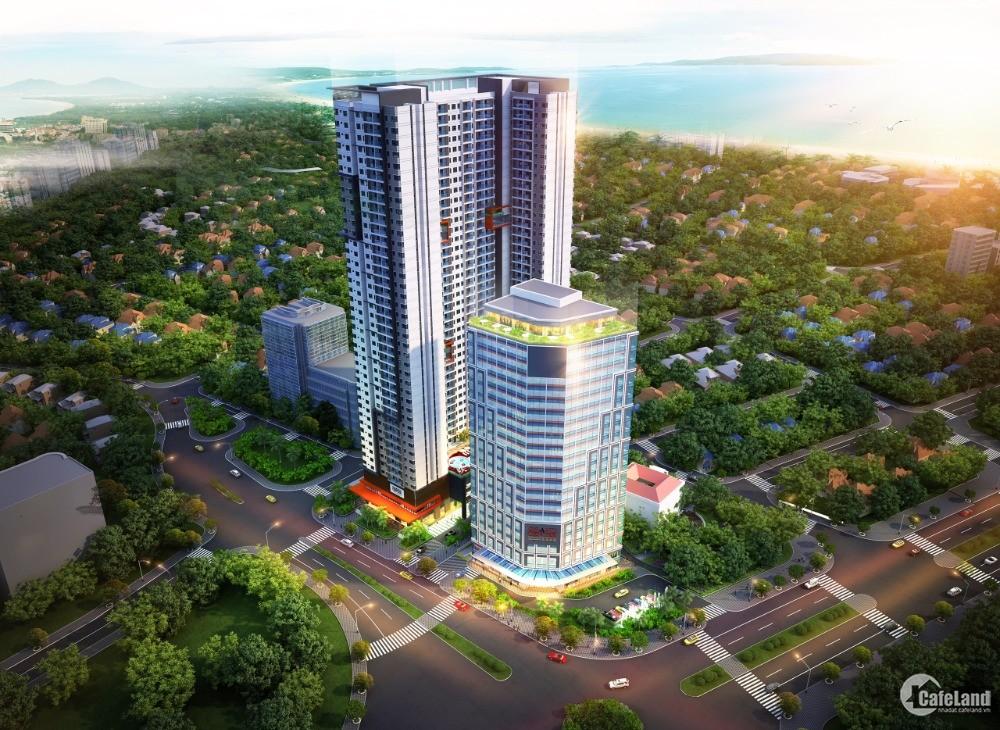 Cần bán căn hộ 3 phòng ngủ dự án Grand Center Quy Nhơn, giá chủ đầu tư