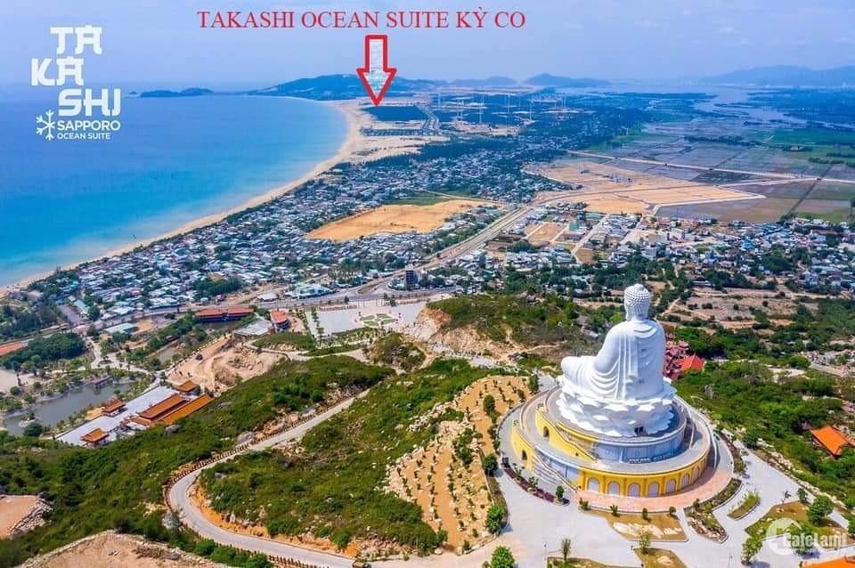 CH Nhật Takashi Kỳ Co - view biển - sở hữu lâu dài - thanh toán chỉ 20%nhận nhà