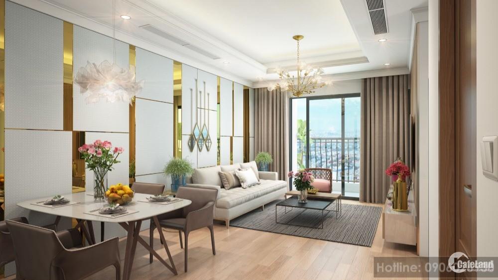 Housinco PREMIUM mặt đường Nguyễn Xiển, bàn giao ful nội thất, bốn mùa xanh mát
