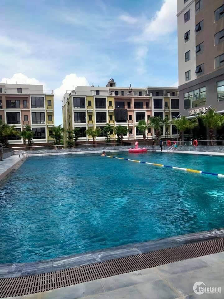 Bán gấp  Kiot IEC Thanh Trì DT 37.95m2 view bể bơi  cực đẹp LH 0979944009