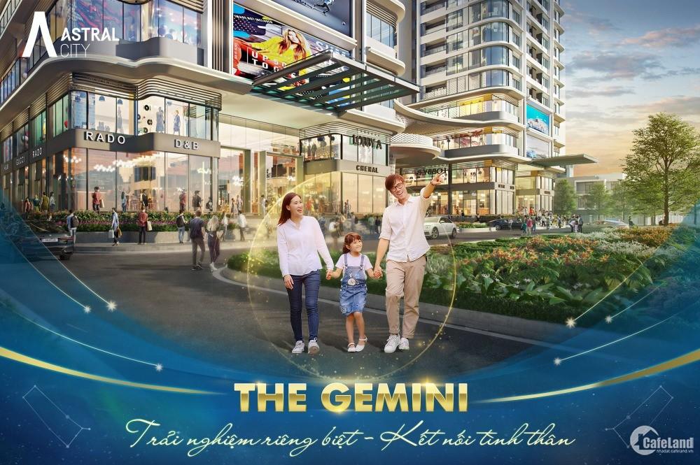 Không gian sống đủ trải nghiệm - đầy gắn kết tại The Gemini