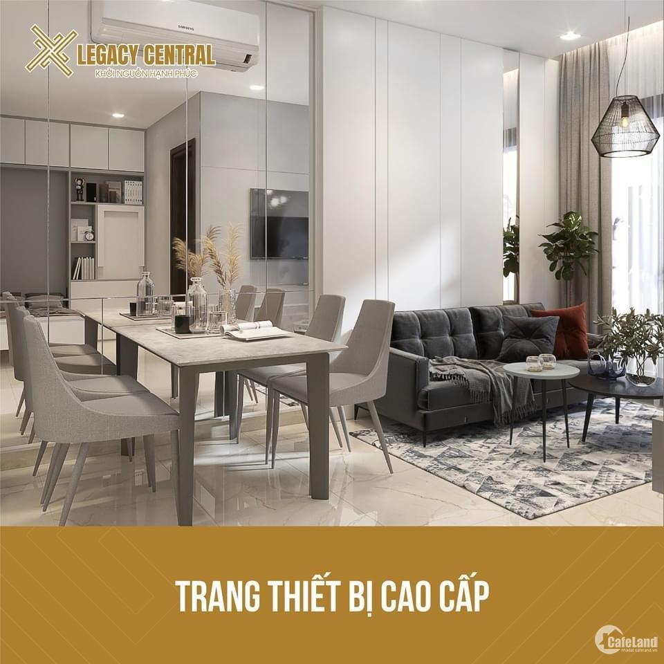 LEGACY CENTRAL - Căn Hộ Gía Rẻ Nhất Thuận An