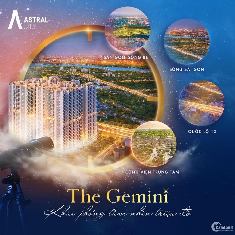 Nắm bắt thời cơ đầu tư chỉ có ở Astral City