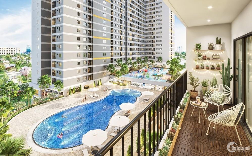 Thanh toán 225tr sở hữu căn hộ tại Thuận An gần VSIP1, hỗ trợ trả góp 7tr/tháng