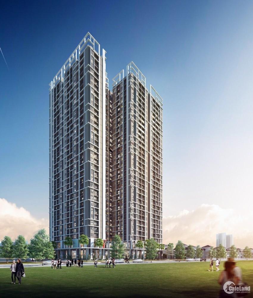 Sắp ra mắt dự án chung cư mới đẳng cấp trong quần thể KĐT Ecopark