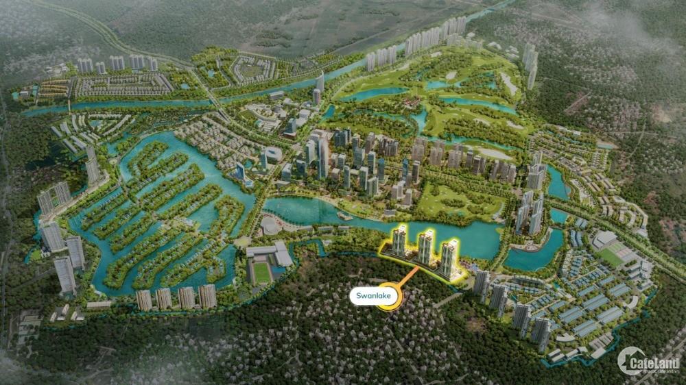 Bán căn hộ chung cư Ecopark, dự án Swanlake Onsen chỉ từ 1,5 tỷ