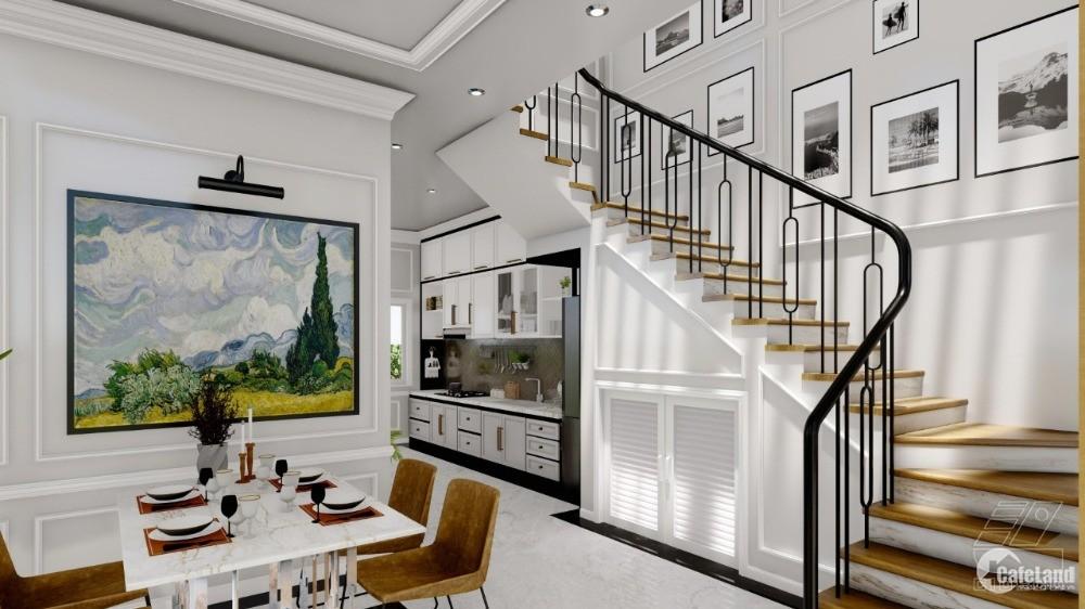 750tr sở hữu căn nhà mới xây ngay KCN Mỹ Phước 3