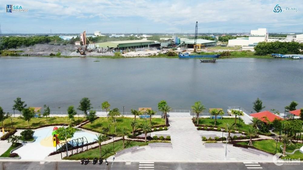 The Pearl Riverside - nhà phố kế sông view đẹp giá hợp lý chỉ từ 1.1 tỷ