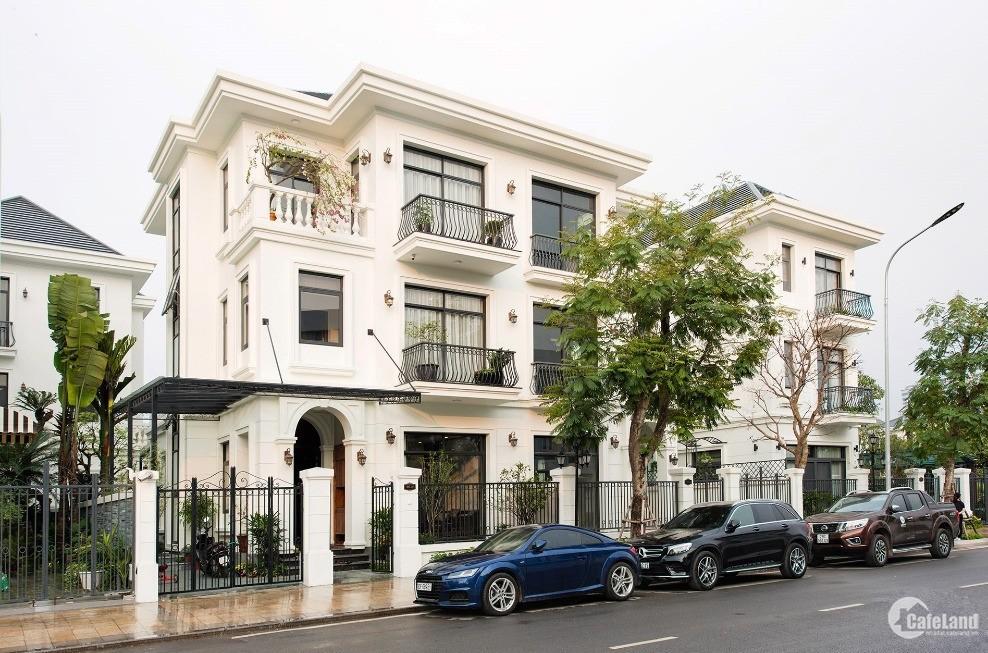 Bán Biệt Thự Vinhomes Central, Ng Hữu Cảnh, Bình Thạnh, 310m2, 135 tỷ