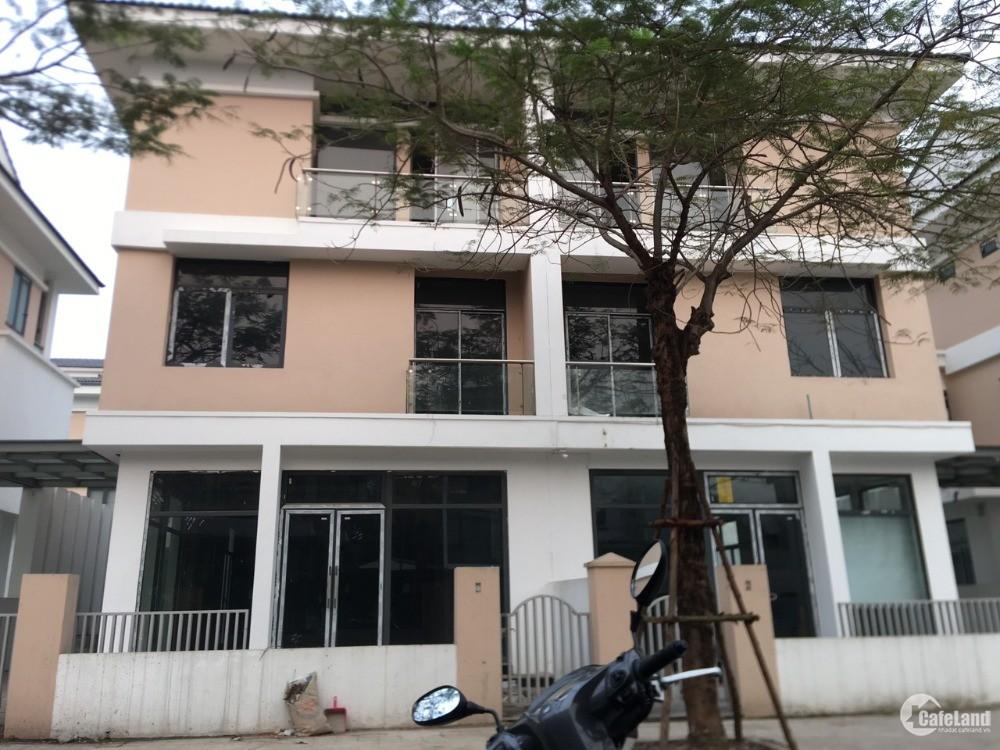 Bán siêu phẩm Biệt Thự An phú Dương Nội. DT 202m2 view vườn hoa. Đã hoàn thiện