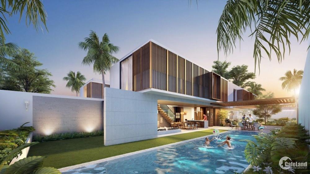 Biệt thự biển Sailing Club Villas Hạ Long chỉ cần 30%, sở hữu vĩnh viễn
