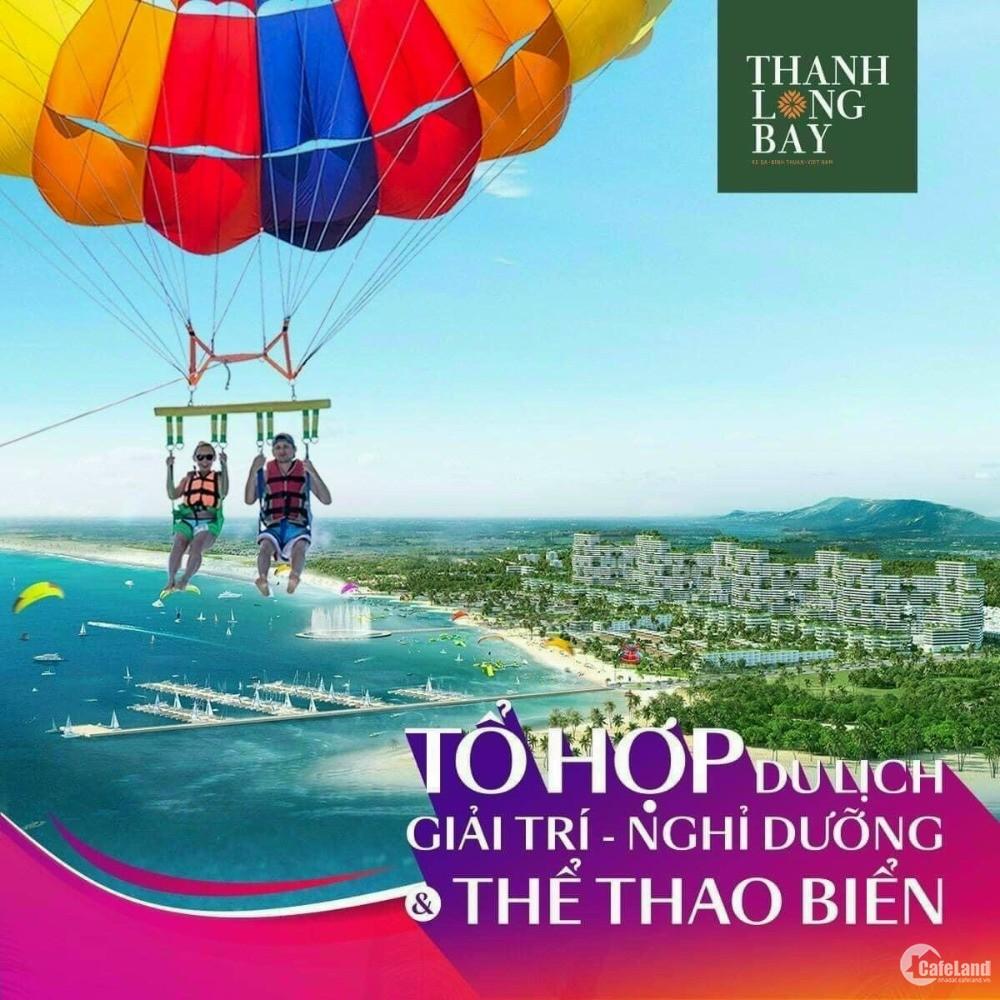 Shophouse Biển Thanh Long Bay Vịnh Thiên Đường