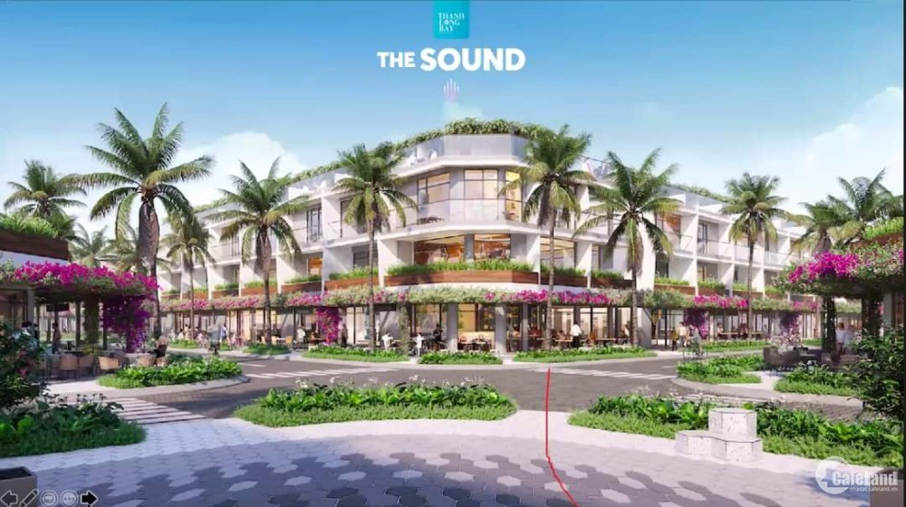 THE SOUND -THE SONG BY THANH LONG BAY KHU THỂ THAO BIỂN HÀNG ĐẦU VIỆT NAM