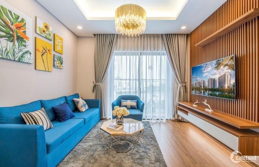 Bán căn hộ 83m2 CK 3% HTLS 0% 12th dự án Le Grand Jardin ở ngay, quà 3 chỉ vàng