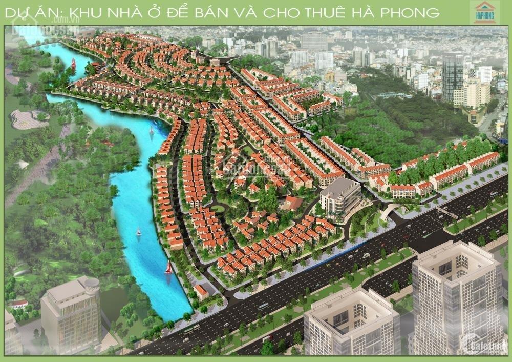 [Chính chủ] Bán nhà, đất tại dự án Khu đô thị Hà Phong, huyện Mê Linh