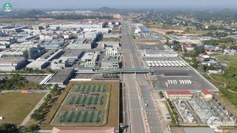 Bán đất đấu giá thị xã Phổ Yên-Thái Nguyên