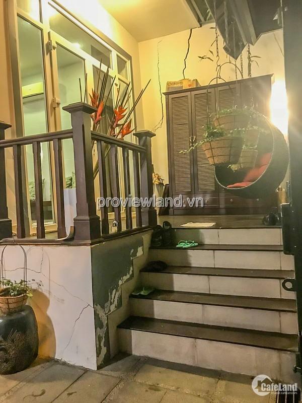Bán biệt thự Thảo Điền Quận 2, MT Nguyễn Duy Hiệu, HCM, 7x17m, sổ hồng