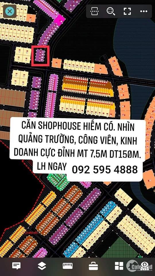 cần bán Căn Shophouse Hải Hưng đối diện Clubhouse lớn trong Ecopark- Hải Dương