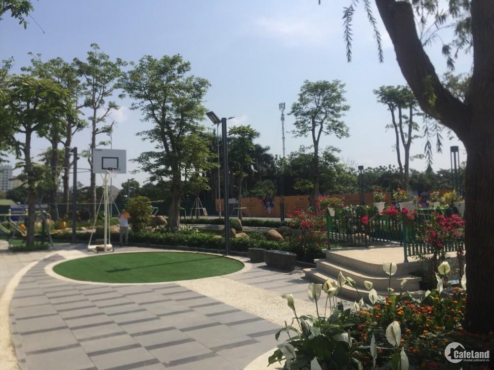 Căn góc 2 mặt tiền block Hoàng Yến kề trung tâm thương mại chiết khấu đến 4%