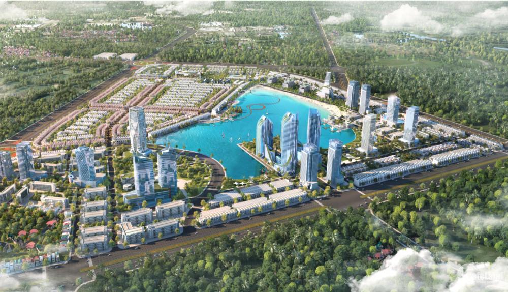 Dự án TMS Land Đầm Cói Homes Wonder World Vĩnh Yên Vĩnh Phúc - Mở bán GĐ 1
