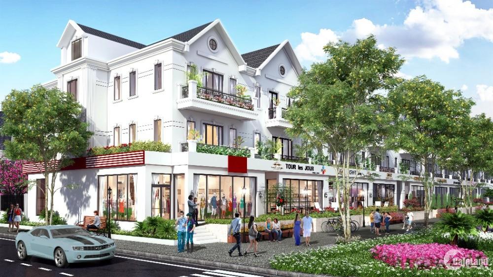 Chính thức mở bán dự án Times Garden Vĩnh Yên - Vĩnh Phúc